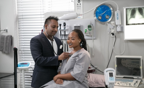 Our target: 1,000,000 medicals by 2019